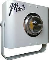 Виброустойчивый светодиодный (LED) прожектор MANTA PL6L90VP для установки на краны высотой до 10 метров