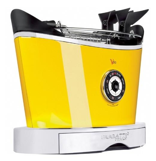 Тостеры Bugatti VOLO 13-VOLOC6, желтый