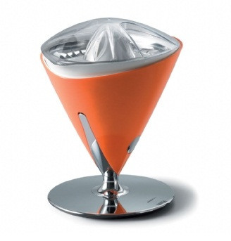 Соковыжималка для цитрусовых Bugatti Vita 55-VITACO, оранжевая