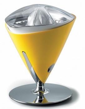 Соковыжималка для цитрусовых Bugatti Vita 55-VITAC6, желтая