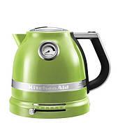 Чайник электрический KitchenAid Artisan 5KEK1522EGA металлический, зеленое яблоко, фото 1