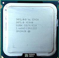Xeon E5430 2.66GHz/12M/1333 (SLBBK) E0 - аналог Core 2 Quad Q9450
