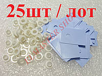 Изоляторы и термопрокладки для транзисторов ТО-220