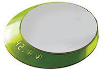 Кухонные весы с таймером Casa Bugatti GLMU-02180, цвет зеленый