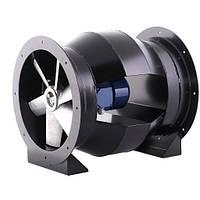 Осевой вентилятор в цилиндрическом корпусе Soler&Palau  TET/4-600 (230/400V 50HZ)