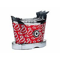 Тостер Casa Bugatti 13-VOLOSW1A/CR cristalli rossi , цвет красный, фото 1