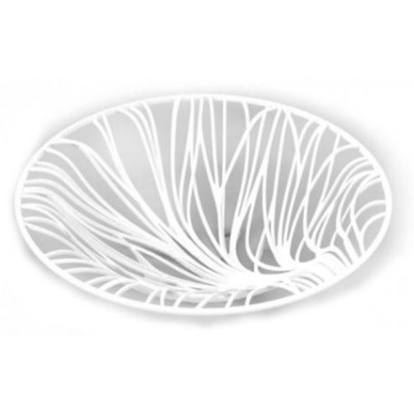 Ваза для фруктов Casa Bugatti 21-FLORA1U/VE , цвет белый