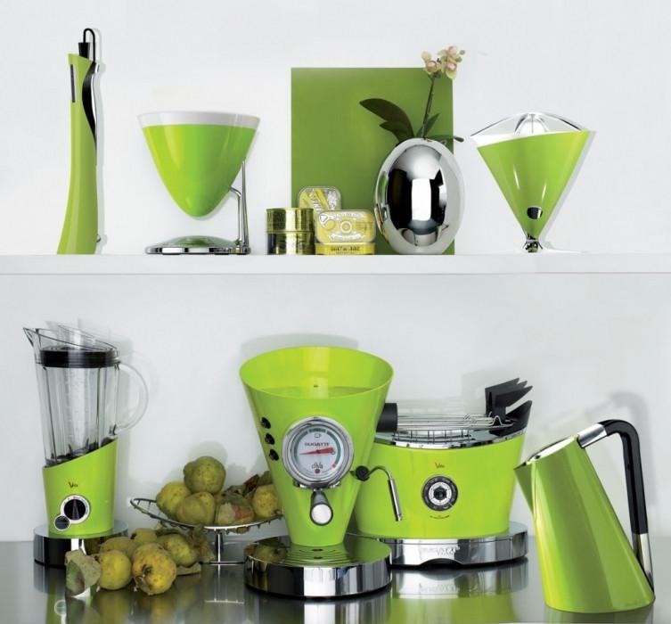 Набор Casa Bugatti 7 предметов в зеленом цвете