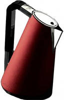 Электрочайник в кожаной отделке Casa Bugatti 14-VERABP3 , цвет красный