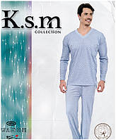 "Пижама мужская ""K.s.m collection"" Турция"