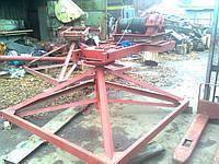 Кран КЛ-3 Пионер -1т, лебедка У5120.60, электроповорот.Заводской