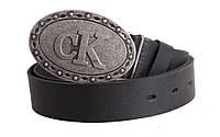 Кожаный ремень для мужчин Calvin Klein