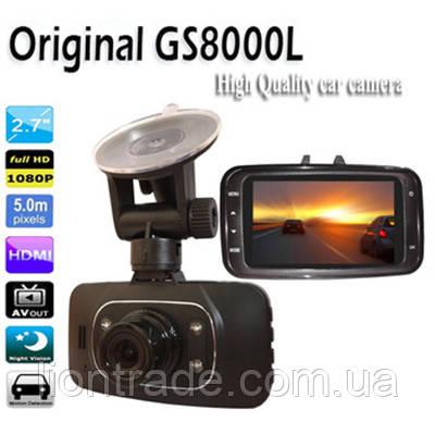 Видеорегистратор DVR GS8000L 2.7 Full HD HDMI: Видеорегистраторы в ... | 400x400