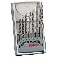 Набор сверл Bosch X-Pro CYL-3 Silver Perc 7 шт, 2607017082
