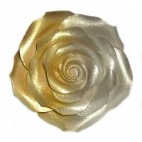 Золотые и серебряные пигменты