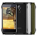 HOMTOM HT20 - бизнес-смартфон c защитой IP68 и большой батареей
