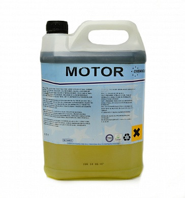 Chemico Motor двокомпонентний очищувач моторів