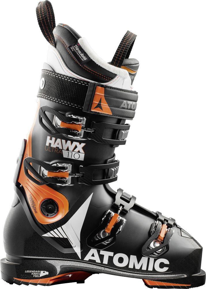 Горнолыжные ботинки Atomic HAWX ULTRA 110 black/Orange (MD)