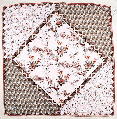 Атласный платок Zumra