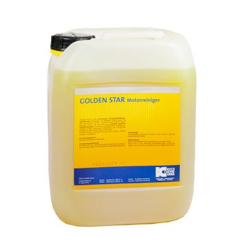 Koch Chemie Golden Star засіб для безпечного миття двигунів, фото 2