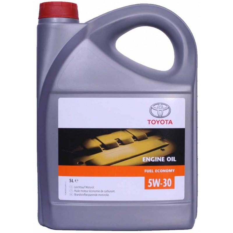 Моторное масло TOYOTA Fuel Economy 5W-30 (5л)