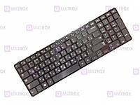 Оригинальная клавиатура для ноутбука Samsung 350E7C, NP350E7C-A02RU, NP350E7C-A03RU series, black, ru