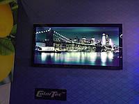 Картины из стекла с подсветкой