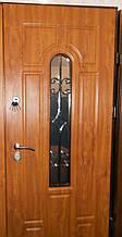 Двері вхідні броньовані з ковкою 96х205 безкоштовна доставка