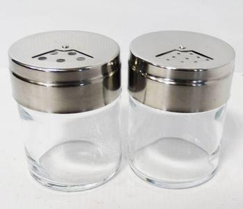 Набор для специй (соль+перец) Pasabahce 43880 (115 мл / 2шт), фото 2