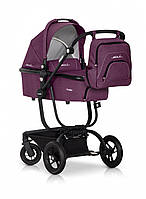 Детская коляска EASY GO SOUL purple 2 в 1