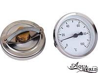 Термометр натрубный биметаллический NX-SG-0301