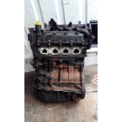 Двигатель Рено D4F 1.2 16V