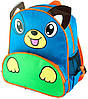 Оригинальный детский рюкзак из полиэстера  6 л Traum 7005-30, голубой