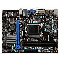 Материнская плата MSI H61M-P31/W8 (s1155, Intel H61, PCI-Ex16)