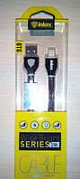INKAX USB кабель для передачи данных IPHONE 5,6,7 OTG