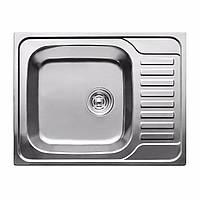 Кухонная мойка ULA  HB 7201 ZS 580*480 polish