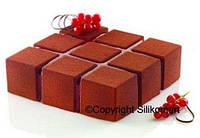 Силиконовая форма для десертов Silikomart  Cubik 172x172mm.h=50mm (Италия) (05261)