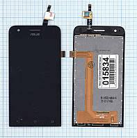 Дисплейный модуль для мобильного телефона Asus ZenFone C (ZC451CG) Black