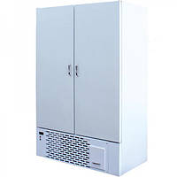 Холодильный шкаф с глухими дверями Айстермо ШХС-1.2 (0...+8°С, 1400х700х2000 мм)