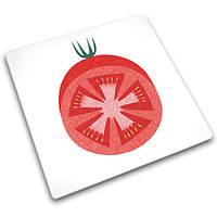 Доска разделочная 30*30*0,7 см Joseph Joseph Red Tomato 90094