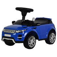 Каталка-толокар Bambi Z 348-4 Range Rover синий, фото 1