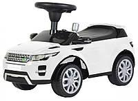 Каталка-толокар Bambi Z 348-1 Range Rover белый, фото 1