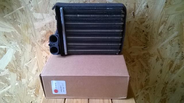 Радиаторы (печки, основные, кондиционера)