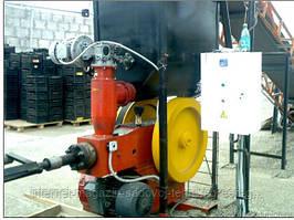 Пресс ударно-механический SP 50-350 для производства топливного брикета