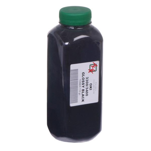 Тонер АНК для OKI C3100/C3200/C5100 бутль 110г Black (1501580)