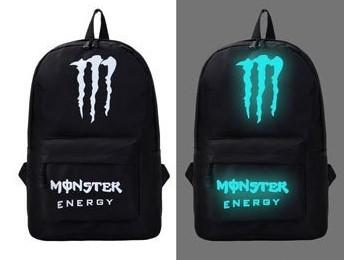 Рюкзак городской Hero Monster Energy