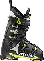 Горнолыжные ботинки Atomic HAWX PRIME 100 black/Lime/white (MD)