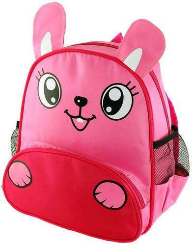 Прекрасный детский рюкзак из полиэстера  6 л Traum 7005-31, розовый