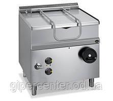 Электрическая опрокидная сковорода APACH APSE-87 на 50 литров, 800х700х850 мм