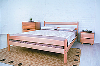 """Кровать из натурального дерева """"Лика с изножьем"""", фото 1"""